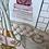 Thumbnail: Magazine Girl on Mirored Frame