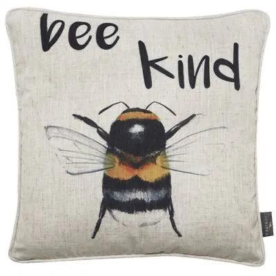 Bee Kind Cushion 45x45cm