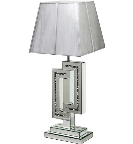 Crushed Diamond Deco Lamp