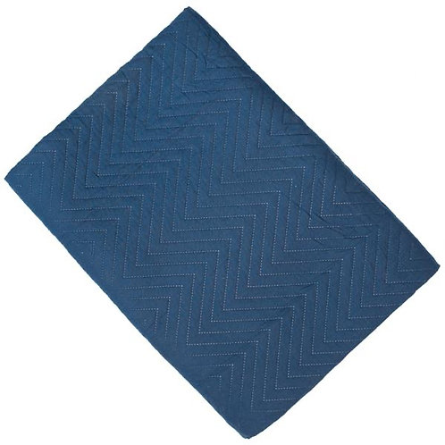 Navy King Size Amelle Quilt 240x260cm
