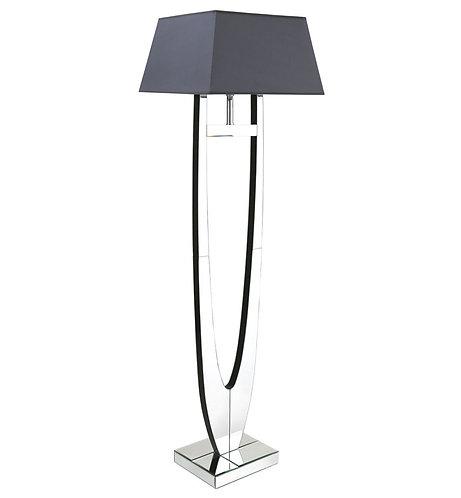 Mirrored Floor Lamp