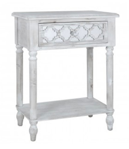 Isabella 1 Drawer End Table