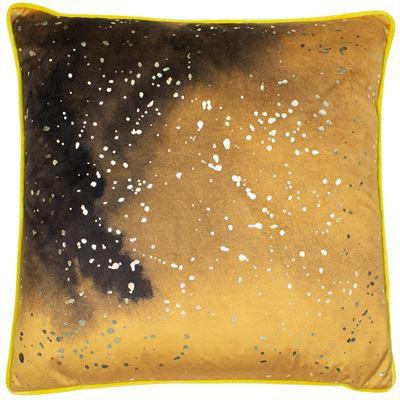 Mustard Mineral Cushion 45x45cm