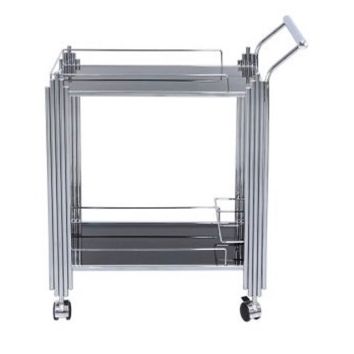 Deco Square Drinks Trolly