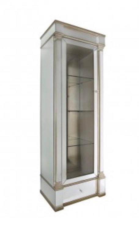 Olivia Champagne Display Cabinet