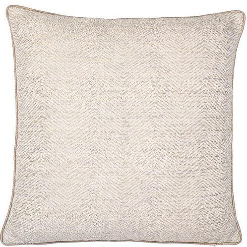 Natural Ripple Cushion 50x50cm