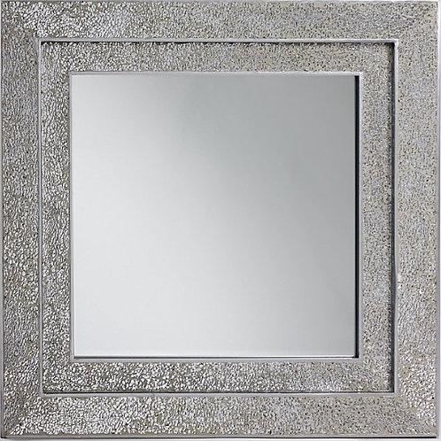 Mosaic Double Framed Mirror 68x68cm