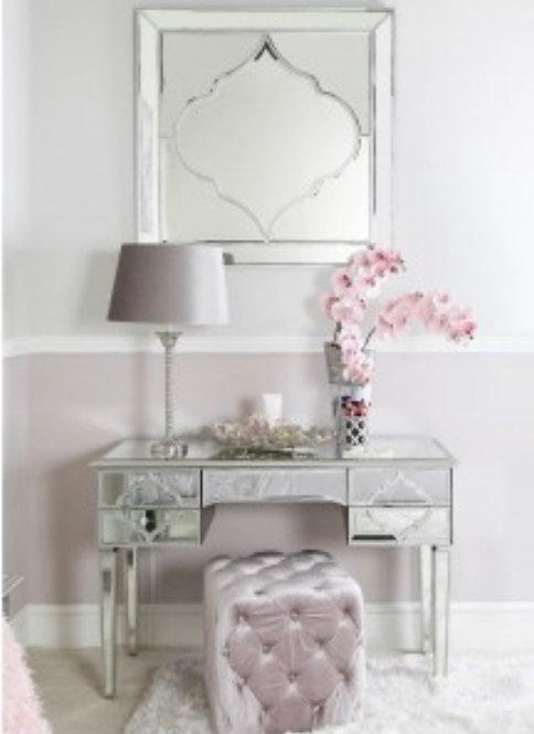 Marrakech Silver Dressing Table