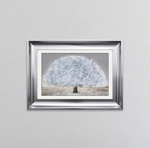 Blue Blossom Tree 75x55