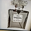 Thumbnail: Chanel Bottle on Crushed Diamond Frame