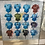 Thumbnail: Manchester City Football Shirts 65x65cm