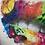 Thumbnail: Butterfly Lips 85x85cm