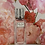 Thumbnail: Miss Dior Roses & Roses on Mirrored Frame 55x55cm
