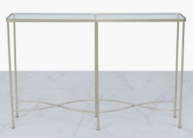 Champagne Air Console Table