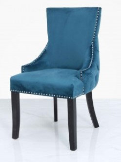 Marine Tufted Back Dining Chair