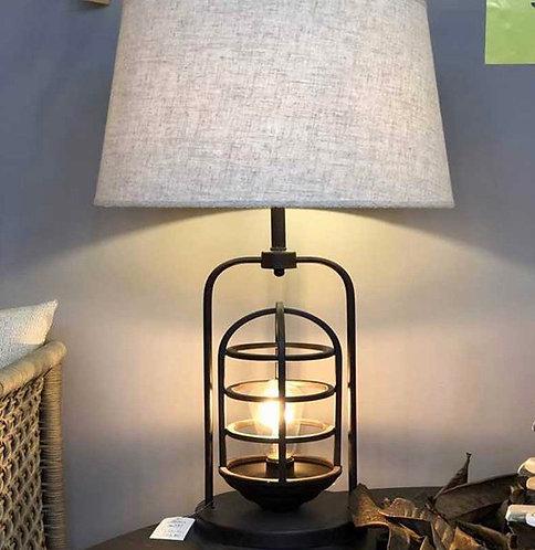 Audrey 2 Light Table Lamp