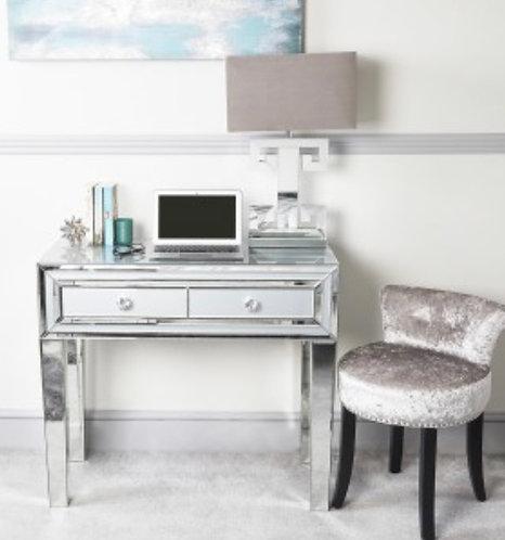 Georgia Grey 2 Drawer Console Table