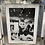 Thumbnail: Breakfast at Tiffany's on Mirrored Frame 95x75cm