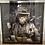 Thumbnail: Mafia Monkey on Chrome Scoop Frame 90x90cm