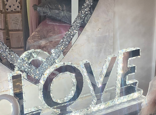 LED LOVE Lamp