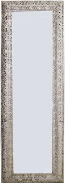 Metal Cheval/Wall Hung Mirror 175x60cm
