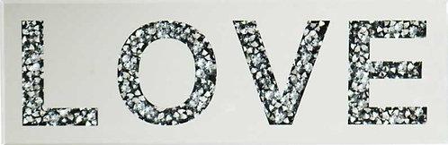 Love - Crushed Diamond
