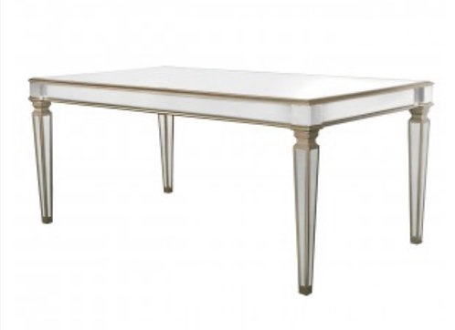Olivia Champagne Dining Table