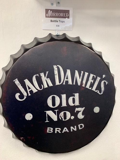 40cm Bottle Top - Jack Daniels