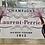 Thumbnail: Laurent Perrier on Mirrored Frame 110x60cm