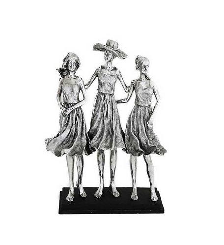 """17"""" Three Ladies"""
