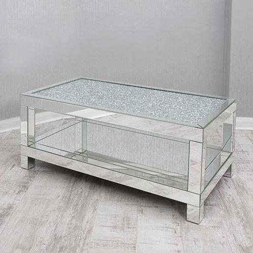 Crushed Diamond Coffee Table