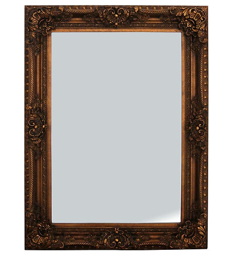 Antique Gold French Style Mirror 120x90cm