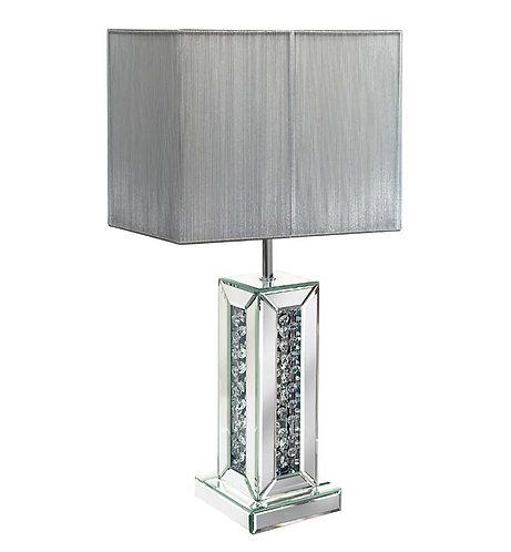 Floating Crystal Side Lamp