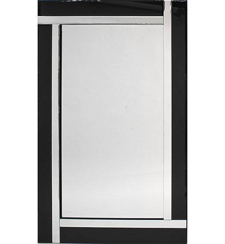 Classic Two Bar Mirror 120x80cm
