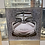 Thumbnail: Gucci Bottle on Mirrored Frame 55x55cm
