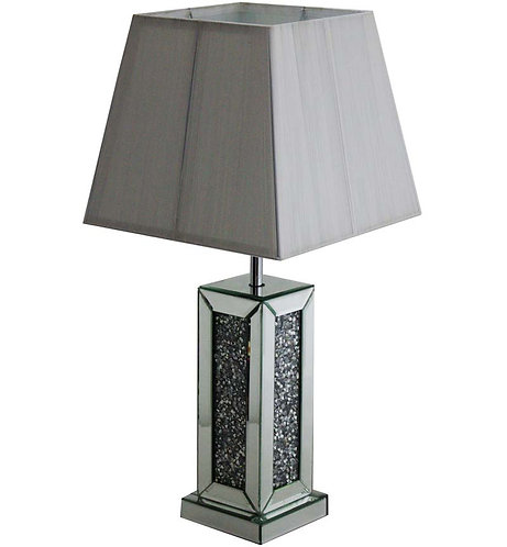 Crushed Diamond Lamp