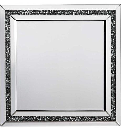 Crushed Diamond Mirror 60x60cm
