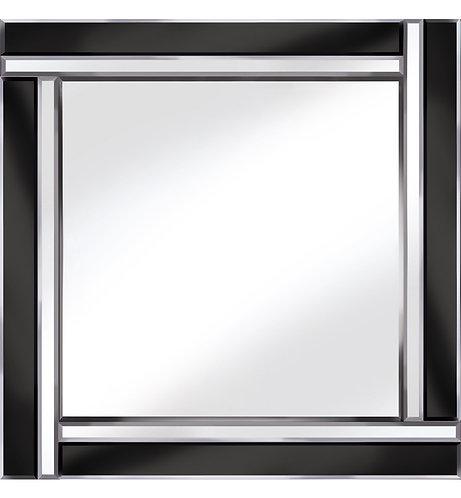 Classic Two Bar Mirror 60x60cm