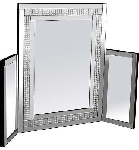 Chic Dressing Table Mirror 87x63cm