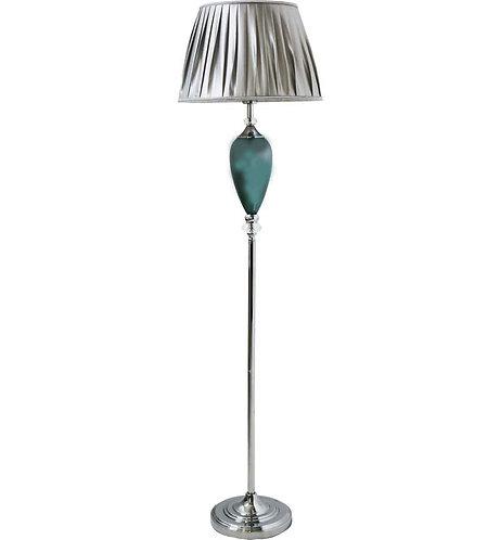 Baltimore Chrome Floor Lamp