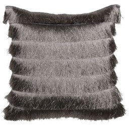 Grey Gatsby Cushion
