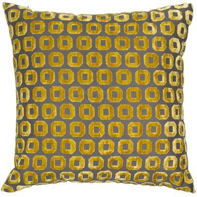 Mustard Bentley Cushion 56x56cm
