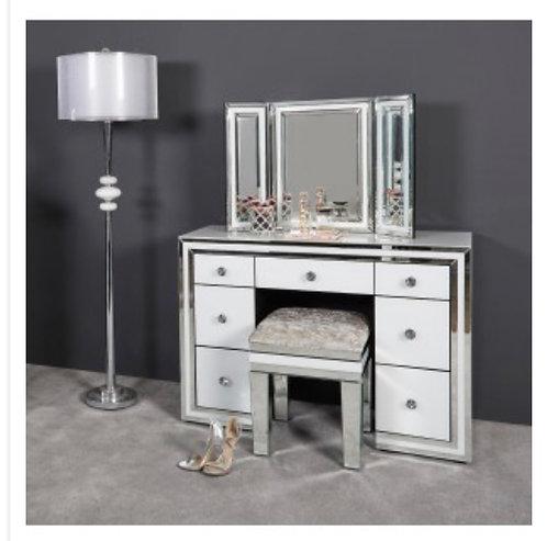 Georgia 7 Drawer Dressing Table