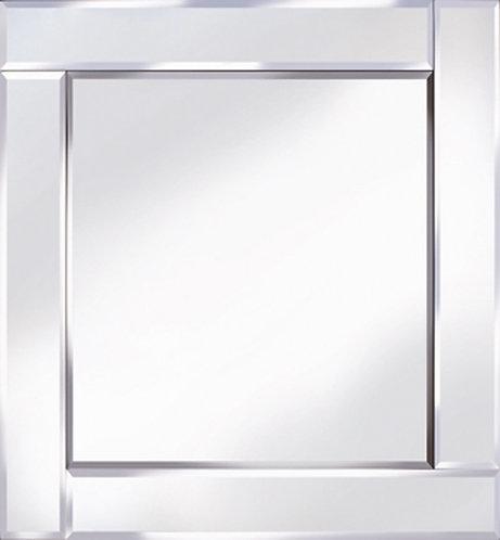 Classic Flat Bar Mirror 60x60