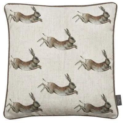 Hare Cushion 45x45cm