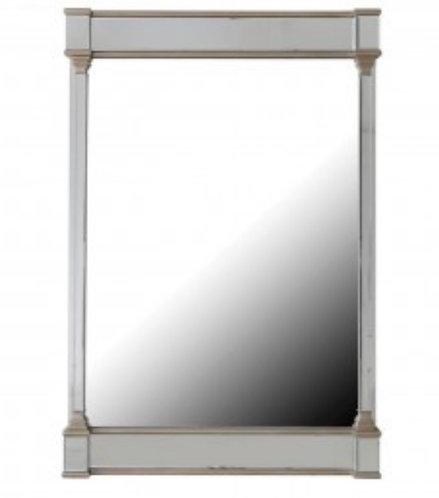 Olivia Champagne Mirror 120x80cm