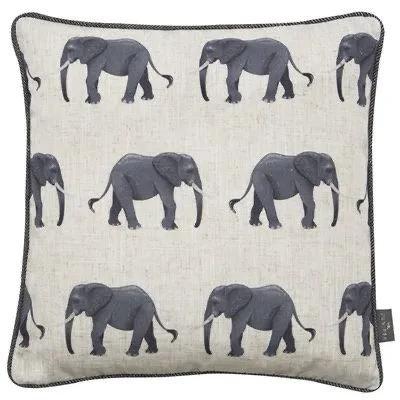 Elephant Cushion 45x45cm