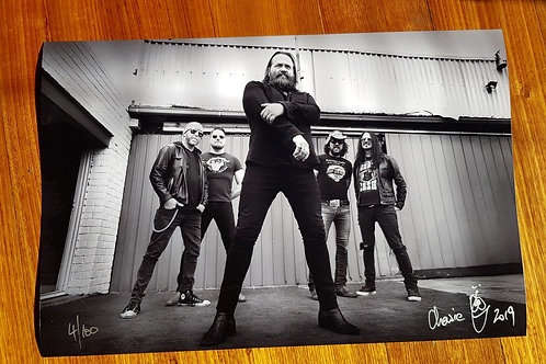 Limited Edition - Electric Mary - Original Promo Photo