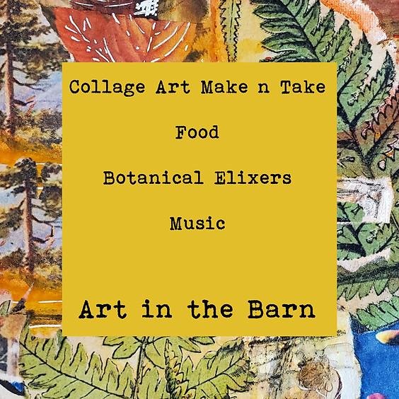 Art in the Barn -  a creative gathering