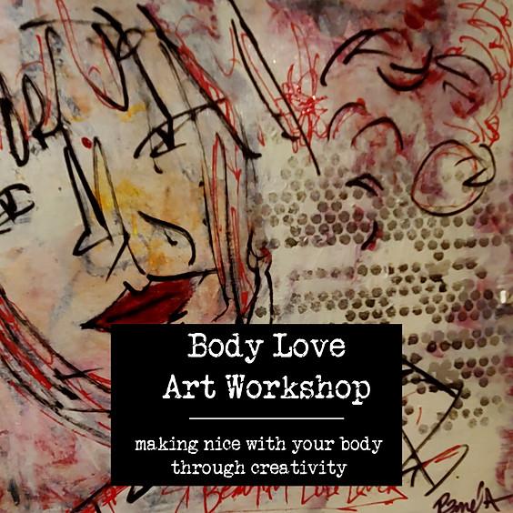 Body Love ART Workshop